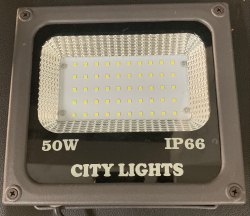 led flood light - city 50w