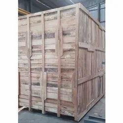 Non-Edible Moisture Proof Rubber Wooden Box, 26-35 mm, Box Capacity: 1000-2000 kg