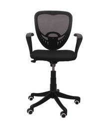 Visitor Low Back Chair (VJ-17-LB)