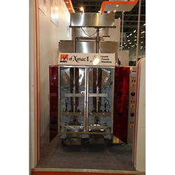 High Speed Soya Milk Liquid Pouch Packing Machine