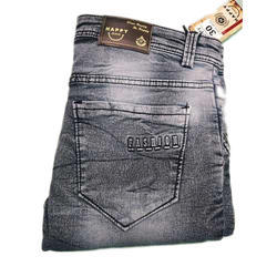 Casual Wear Faded Jeans