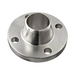 NASCENT Stainless Steel Weld Neck Flange 321, Packaging Type: Standard
