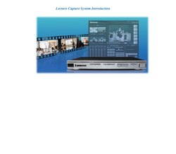 Live Broadcasting Lumens Lecture Capture / Virtual Class Room Solution, Live Broadcasting