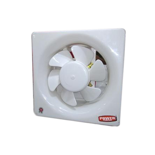 Grey Bathroom Air Exhaust Fan