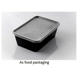 750ml Disposable Plastic Container