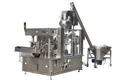 Spout Pouch Filling Machine
