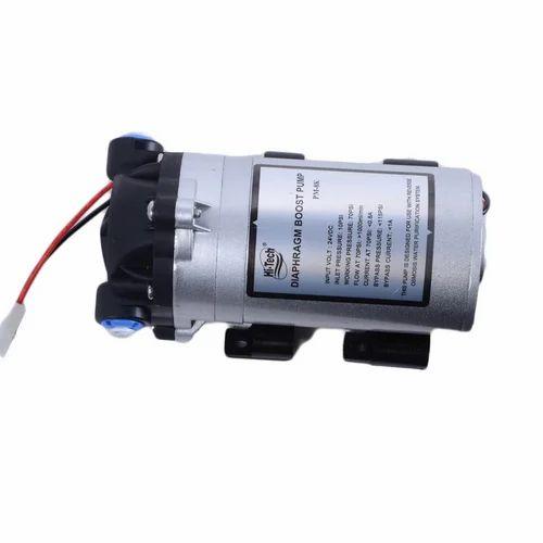 Hi Tech 100 Gpd Ro Booster Pump आरओ पम्प Shiner India