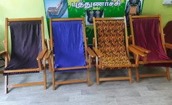 Various Color Wooden Relax Chairs