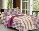 Jaipuri Cotton Double Bedsheet With 2 Pillow Cover