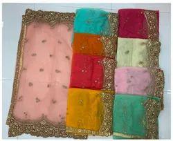 Net Dupatta Fabric