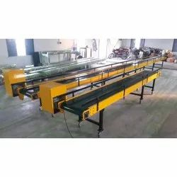 Mild Steel Belt Conveyor System