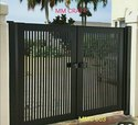 Safety Security HPL Gate