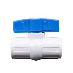Solid UPVC Ball Valve