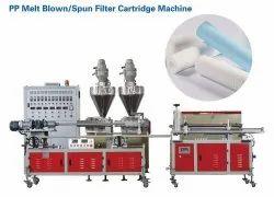CTO Carbon Filter Making Machine