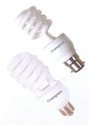 Compact Fluorescent Lamps (spiral)