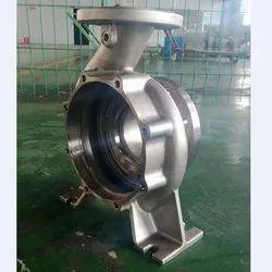 pump housing casting