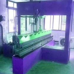 Mild Steel 2 HP Hydraulic Pipe Forming Machine, Horizontal