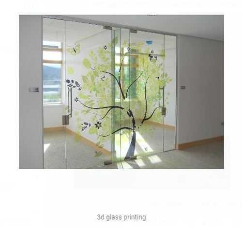 Designer Glass Door Rooma Enterprises Manufacturer In Ab Road