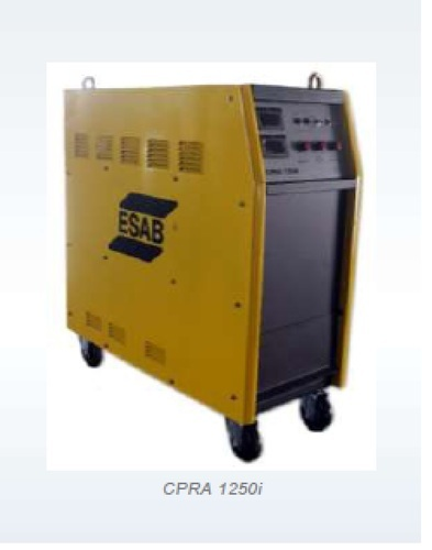 Submerged Arc Welding Machine - Automatic Submerged Arc