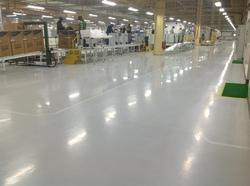 Epoxy Flooring For Pharmaceutical Industries