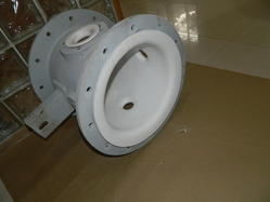 PTFE Lined Equipments & Vessels, Size: Dn32-dn3600