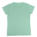 Ladies Cotton Plain T-shirt, Size: Xl