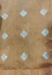 Chanderi Jacquard Brocade Fabric