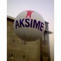 Aksime Advertising Sky Balloons