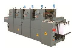 Magazine Four Colour Printing Machines