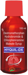 Hyquil DX Syp - Dextromethorphan Hydrobromide CPM