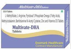 L-Methylfolate, L-Arginine, Pyridoxal 5 phosphate Omega 3 Fatty Acids, Methylcobalamin