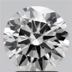 2.02ct Lab Grown Diamond CVD E VS1 Round Brilliant Cut IGI Certified Stone