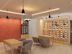 New Optical Showroom Design - New