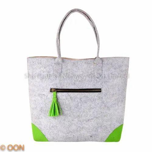 OON Non Woven Felt Handbag