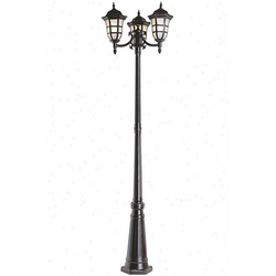Cast Iron Lamp Pole