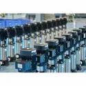 Multi Stage Vertical Inline Pumps
