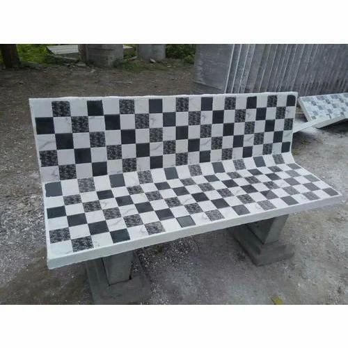 Remarkable Rcc Tile Garden Bench Uwap Interior Chair Design Uwaporg
