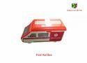 Ambulance Shape First Aid Box