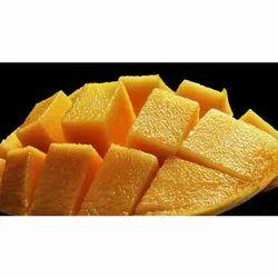 Frozen Mango Cubes