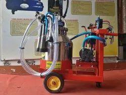 Protable Milking Machine