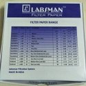 Ashless Labsman Filter Paper - 12.5cm