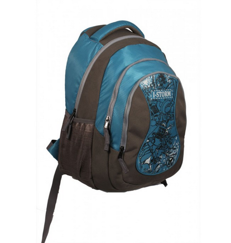 a3ce7fac22 I-Storm Multicolor Map Green Backpack