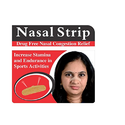 Easy Breathe Swastik Nasal Strips