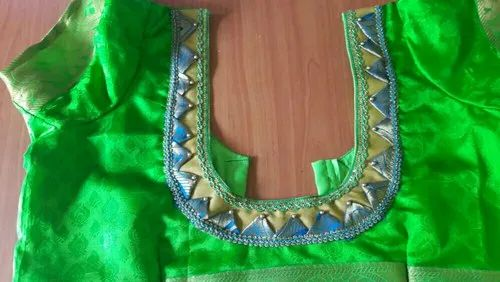 Designer Blouse Ladies Normal Blouse Stitching Service By Modal