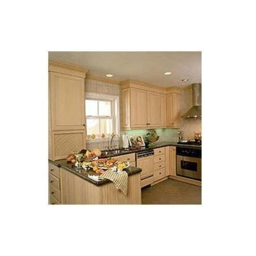 Parallel Shape Wooden Modular Kitchen Designing India Id 1187202833