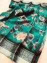 Organza Digital Saree