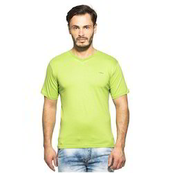 Clifton Mens Half Sleeve V-Neck T-Shirt