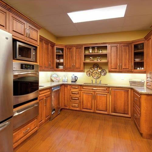 Excellent Design Wooden Modular Kitchen Home Interior And Landscaping Oversignezvosmurscom