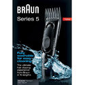 Braun HC5050 Series Worldwide Travel Hair Trimmer