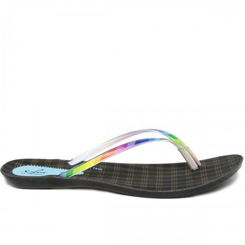 6eb181643042 Paragon Women Multi Color Solea Flip-Flops Slipper